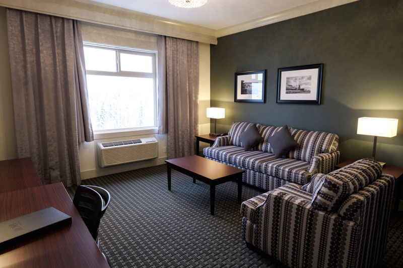 Stay At The Chateau Nova Yellowknife Hotel